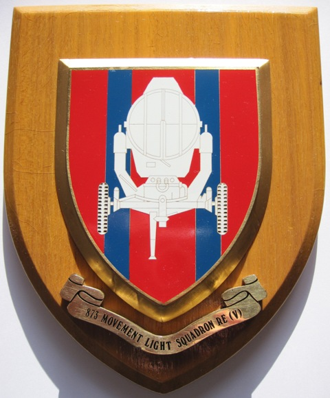 1980s Sqn shield
